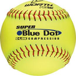 12 in Blue Dot Softballs (YS2RS)